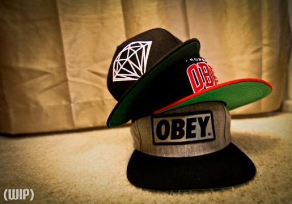 obey-diamond-snapback-cap